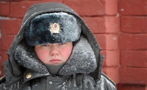 Policjantka, 2010 rok - Sputnik Polska