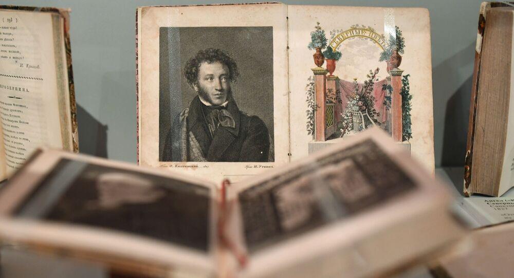 Książki Aleksandra Puszkina