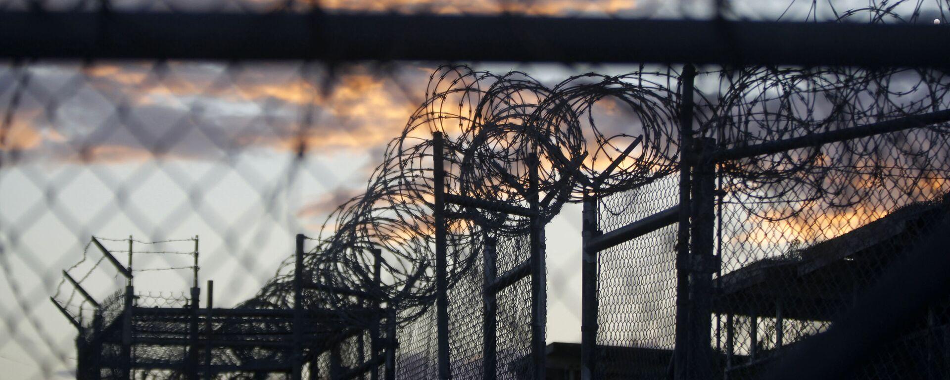 Obóz X-Ray w więzieniu Guantanamo - Sputnik Polska, 1920, 12.07.2021