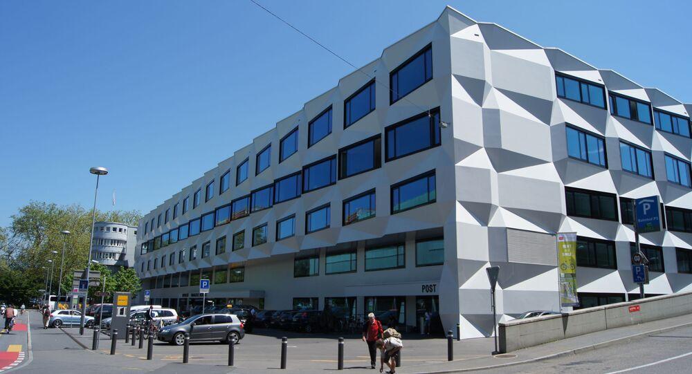 Gmach Uniwersytetu w Lucernie