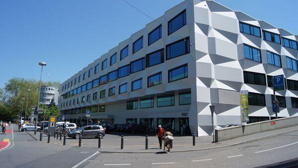 Gmach Uniwersytetu w Lucernie - Sputnik Polska