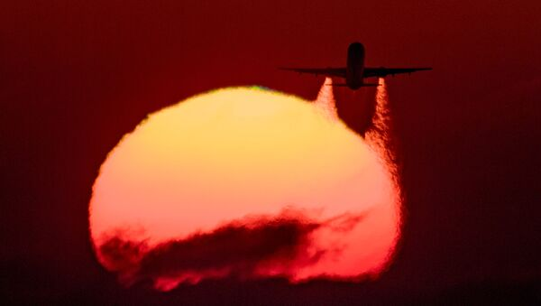 Samolot Aeroflot - Sputnik Polska