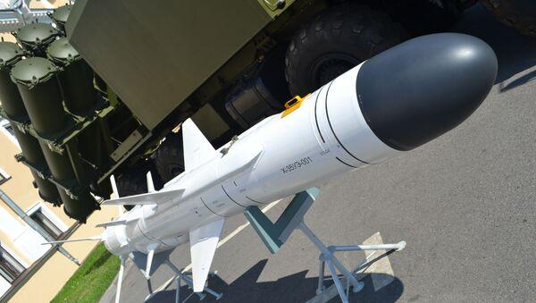 Rosyjska przeciwokrętowa rakieta X-35UE (3M24) - Sputnik Polska