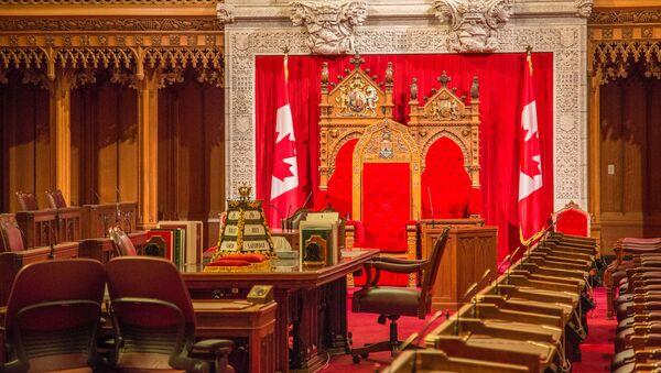 Senat Kanady - Sputnik Polska