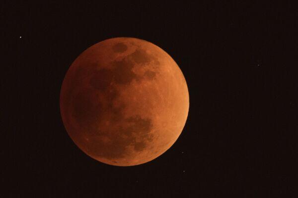 Superksiężyc w Pekinie - Sputnik Polska