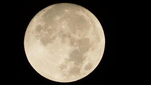 Superksiężyc - Sputnik Polska