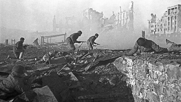 Stalingrad, listopad 1942 r. - Sputnik Polska