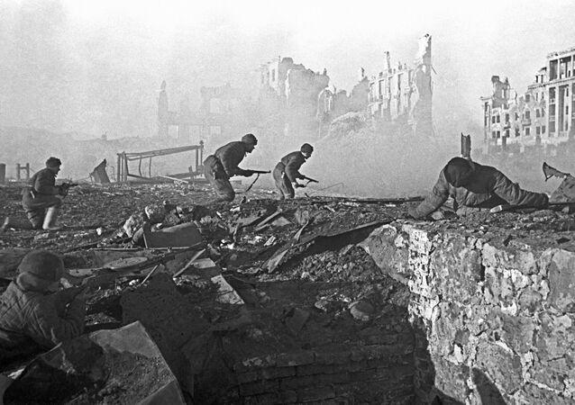 Stalingrad, listopad 1942 r.