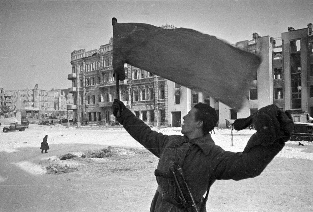 Stalingrad, styczeń 1943 r.