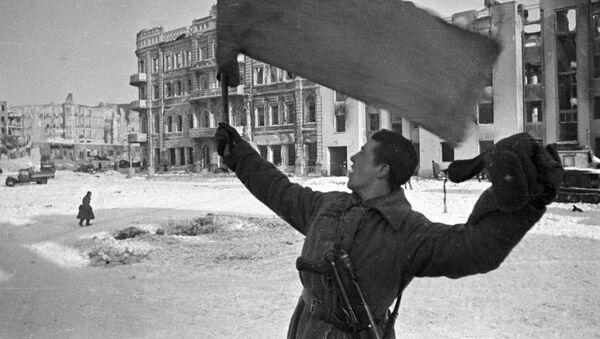 Stalingrad, styczeń 1943 r. - Sputnik Polska