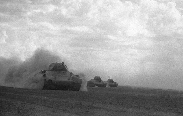 Stalingrad, 1942 r. - Sputnik Polska