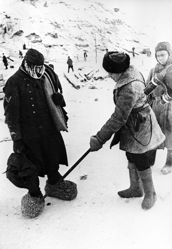 Stalingrad, 1943 r. - Sputnik Polska
