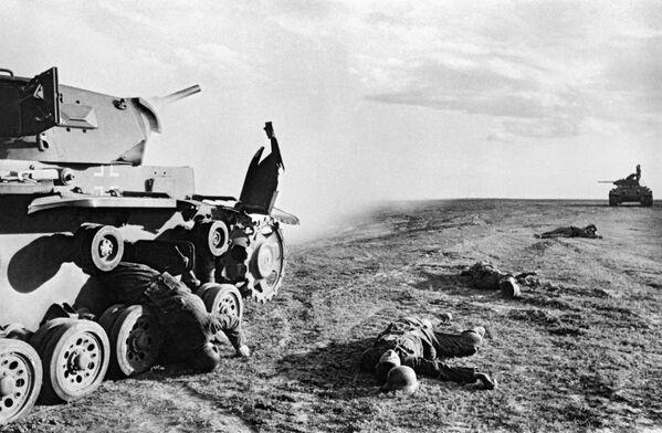 Bitwa pod Stalingradem, 1942 r. - Sputnik Polska