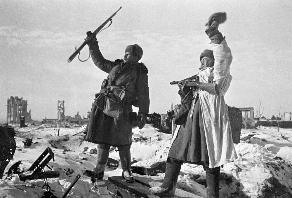 Stalingrad, 1943 r.