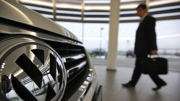 Samochód Volkswagen - Sputnik Polska