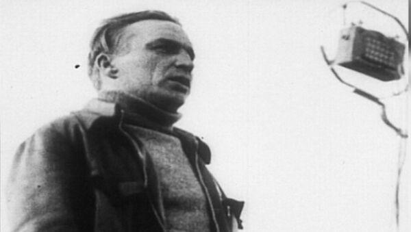 Walerij Czkałow - radziecki lotnik rekordowy i doświadczalny - Sputnik Polska