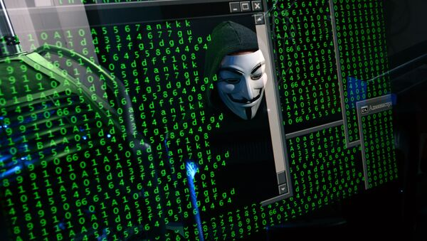 Globalny atak wirusa szantażysty - Sputnik Polska