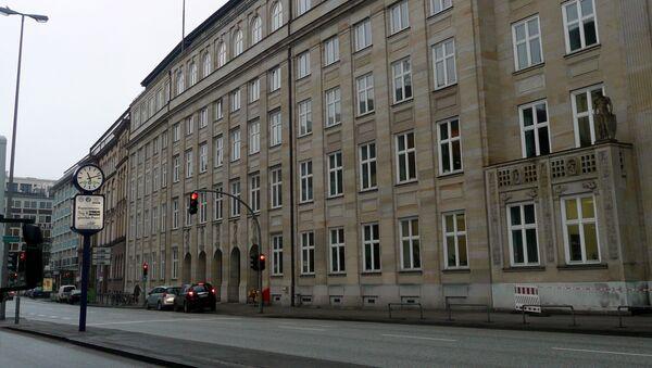 BYły sztab Gestapo w Hamburgu - Sputnik Polska