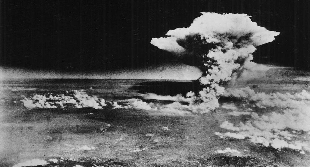 Chmura atomowa nad Hiroszimą