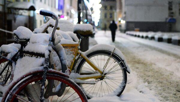 Rowery w centrum Moskwy - Sputnik Polska