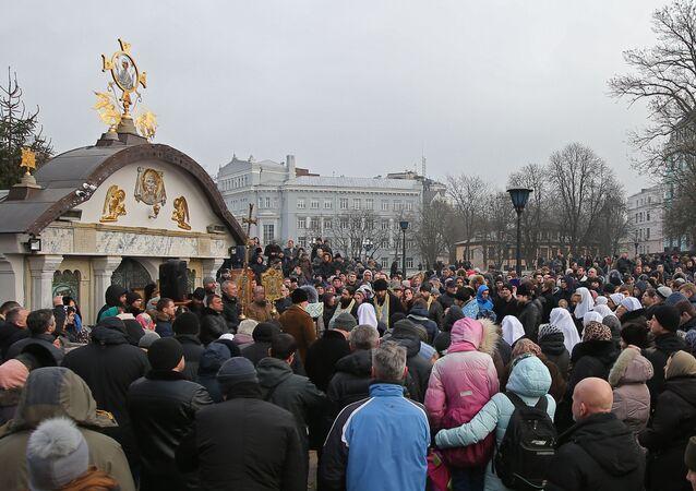 Monastyr Dziesięcinna w Kijowie