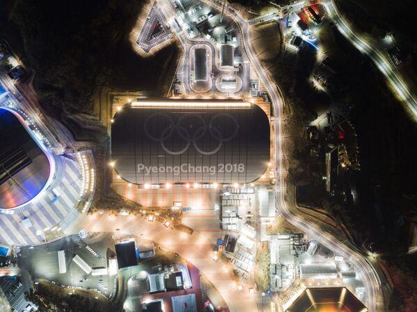 Olimpijskie obiekty w Gangneung - Sputnik Polska