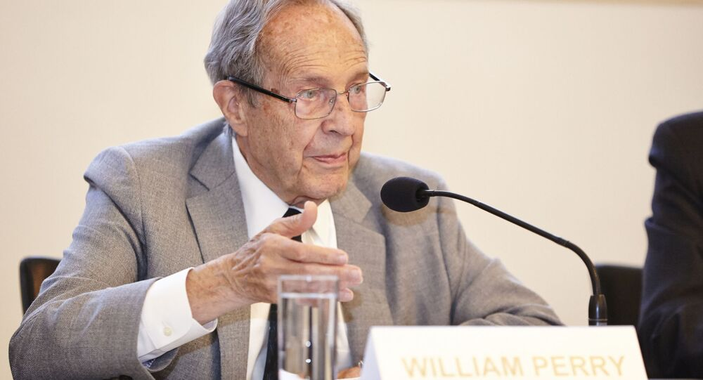Były szef Pentagonu William Perry