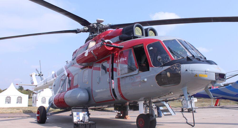 Helikopter Mi-171A2