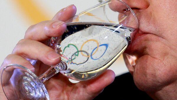 Przewodniczący Międzynarodowego Komitetu Olimpijskiego Thomas Bach - Sputnik Polska