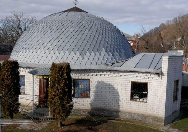 Planetarium w domu