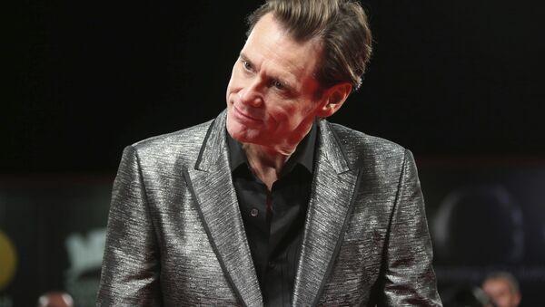 Jim Carrey - Sputnik Polska
