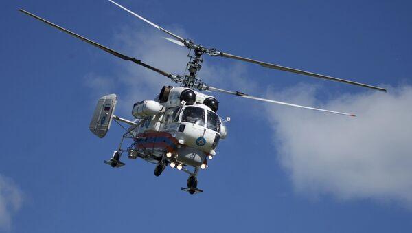 Helikopter Ka-32 - Sputnik Polska