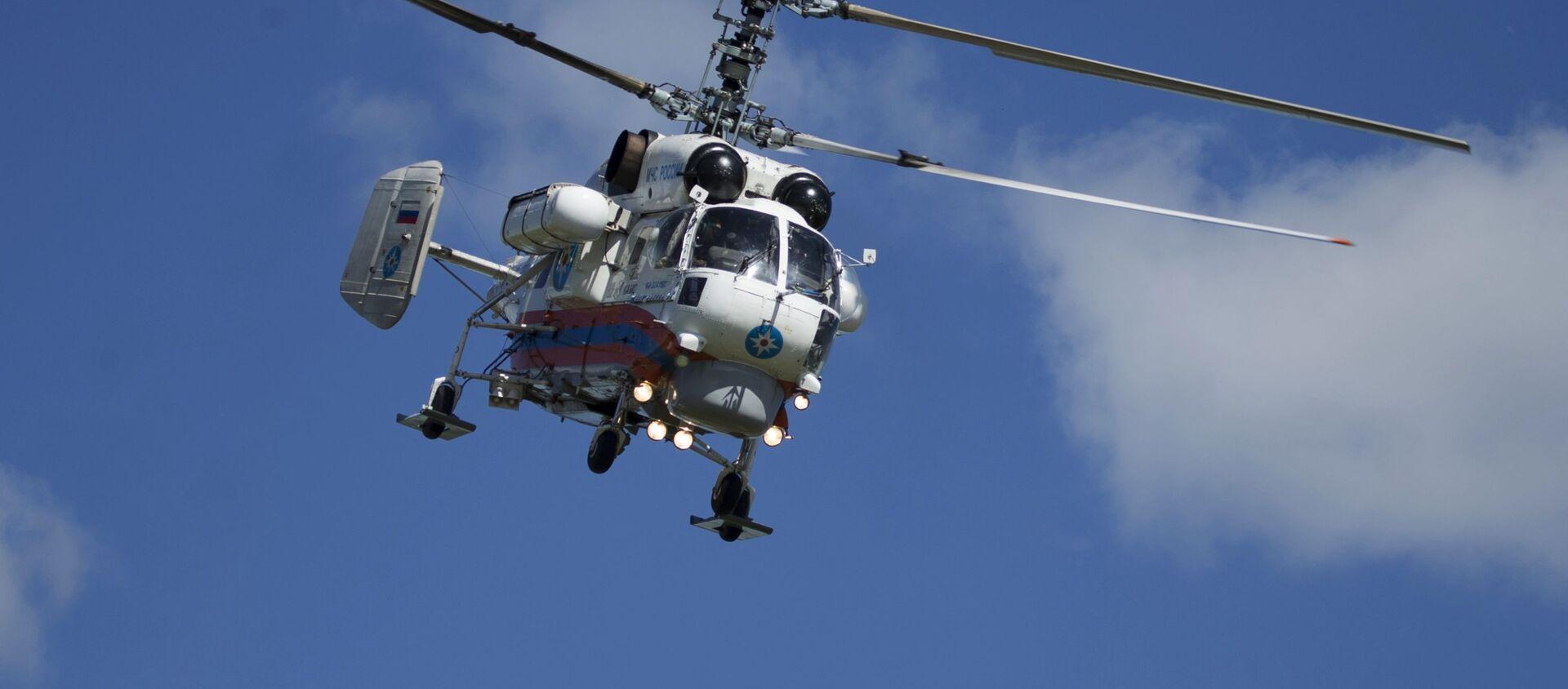Helikopter Ka-32 - Sputnik Polska, 1920, 26.03.2021
