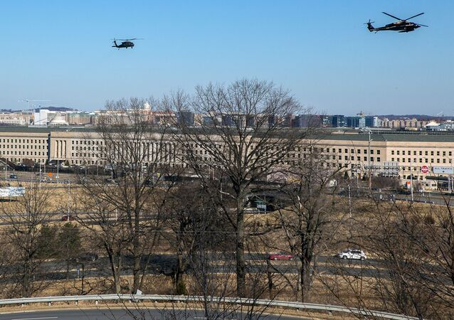 Pentagon w Waszyngtonie, USA