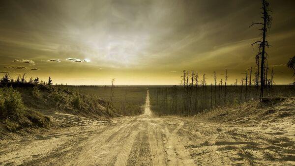 Krajobraz po wojnie - Sputnik Polska