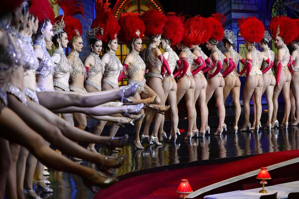 Tancerki Moulin Rouge - Sputnik Polska