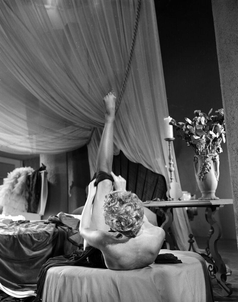 Striptizerka Lili St. Cyr