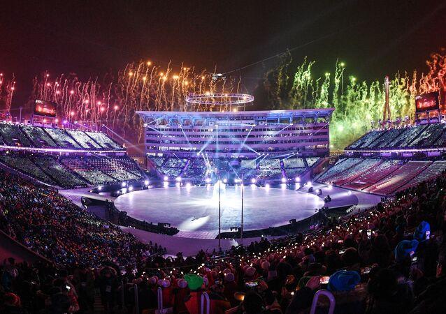 Otwarcie Olimpiady w Pjongczangu