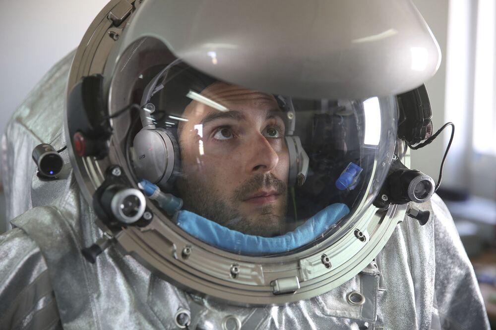 Austriackie Forum Kosmiczne przeprowadza testy.