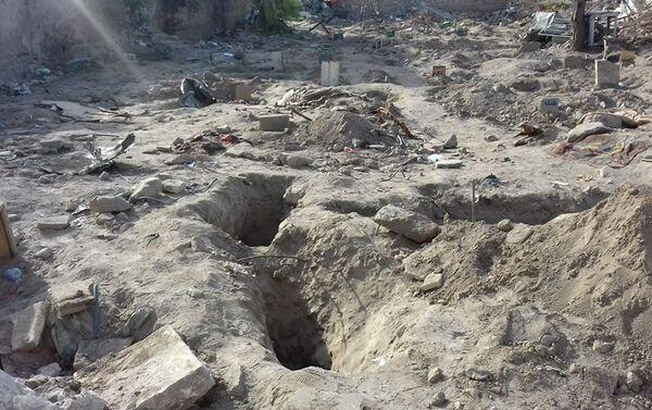 Stary cmentarz żydowski w Mosulu - Sputnik Polska