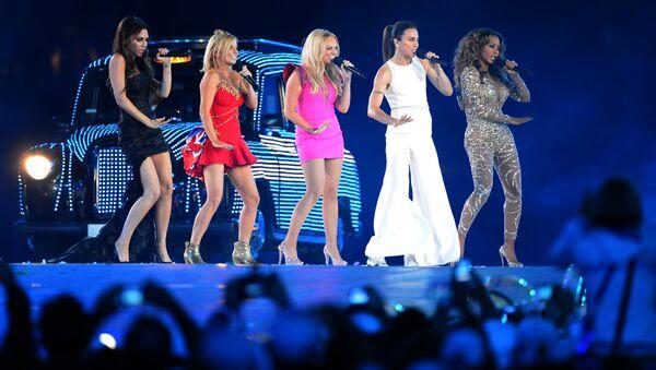 Spice Girls - Sputnik Polska