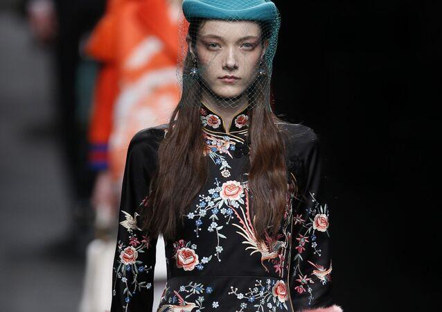 Qipao Gucci 2016/2017