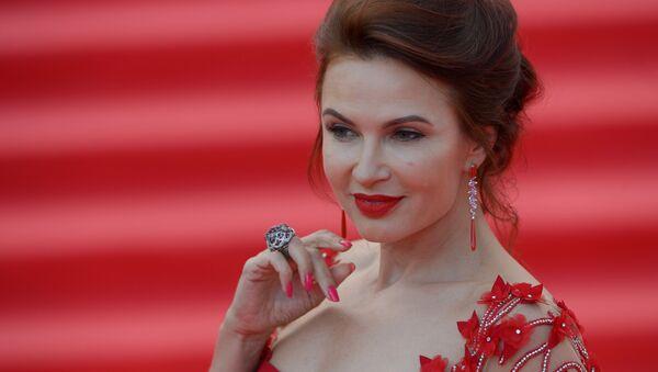 Aktorka Ewelina Bledans - Sputnik Polska