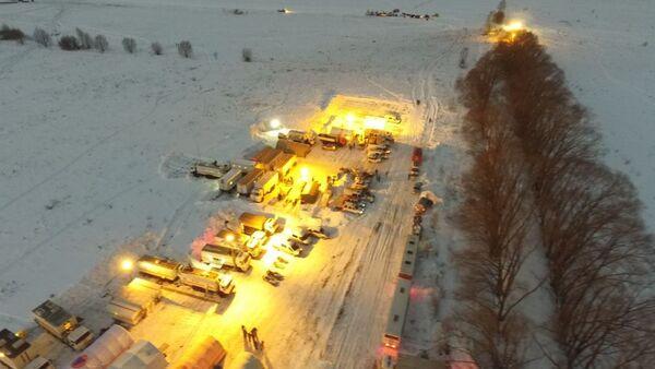 Katastrofa An-148 pod Moskwą - Sputnik Polska
