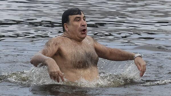 Micheil Saakaszwili - Sputnik Polska