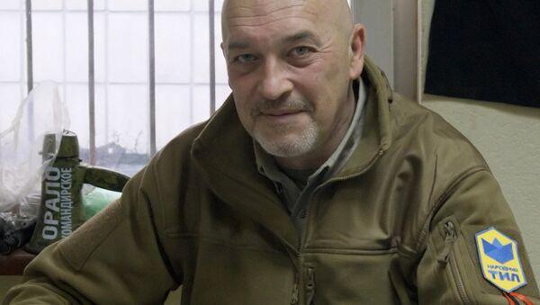 Wiceminister ds. tymczasowo okupowanych terytoriów i uchodźców Georgij Tuka - Sputnik Polska