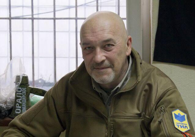 Wiceminister ds. tymczasowo okupowanych terytoriów i uchodźców Georgij Tuka