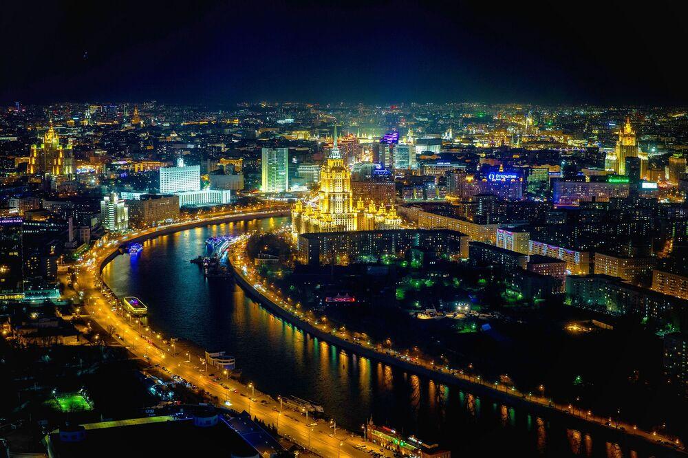 Moskwa – rzeka