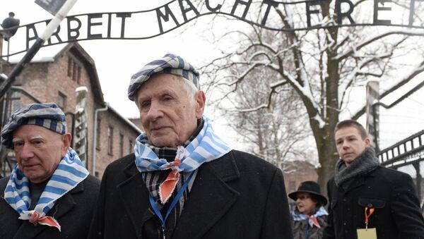 Auschwitz-Birkenau, 70. rocznica wyzwolenia - Sputnik Polska