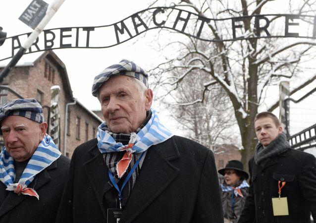 Auschwitz-Birkenau, 70. rocznica wyzwolenia